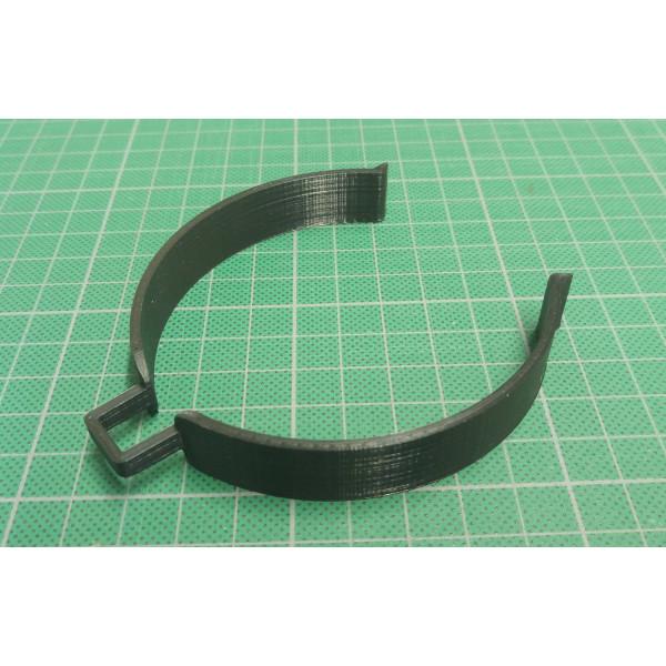 Impression 3D additive d'un clip de maintien